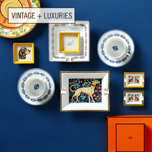 Timeless & Treasured: Hermès China