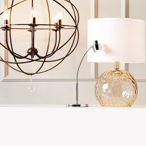 The Total Home It List: Statement Lighting