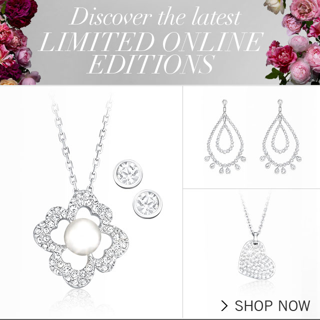Discover the latest Limited Online Editions