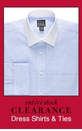 Clearance Dress & Ties - reduced 25%