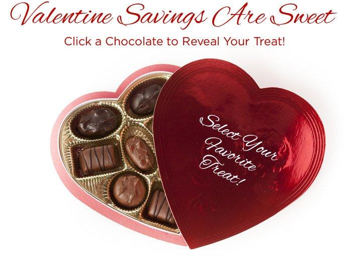 ♥♥♥ Valued Customer, Pick A Sweet Valentine Treat! ♥♥♥