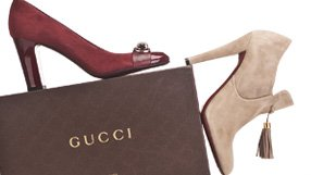 Gucci and Dolce & Gabbana