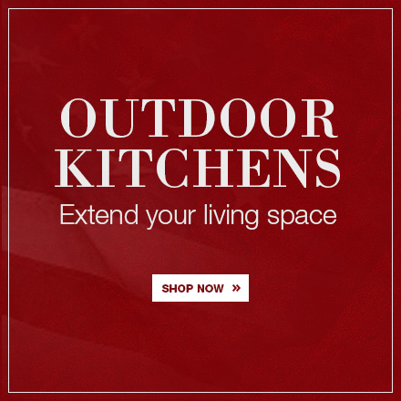 Outdoor Kitchens extend your living space