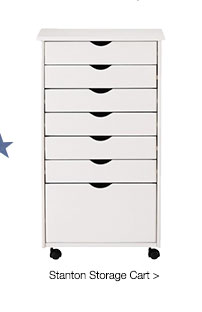 Stanton Storage Cart >
