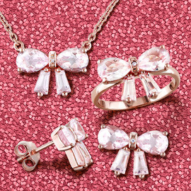 Picturesque in Pink: Women's Jewelry