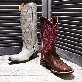 Justin Boots, Tony Lama & Nocona Boots