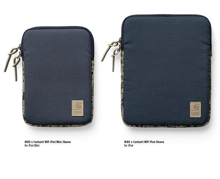 IKKU x Carhartt WIP iPad Sleeve