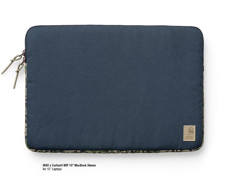 IKKU x Carhartt WIP MacBook Sleeve