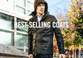Shop Best-Selling Coats