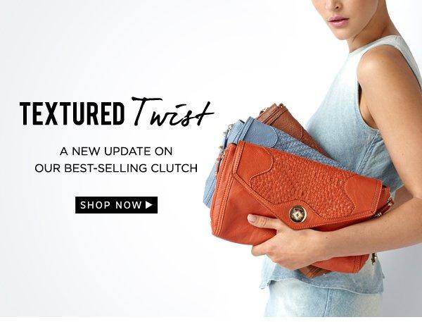 Textured Twist: Shop Now