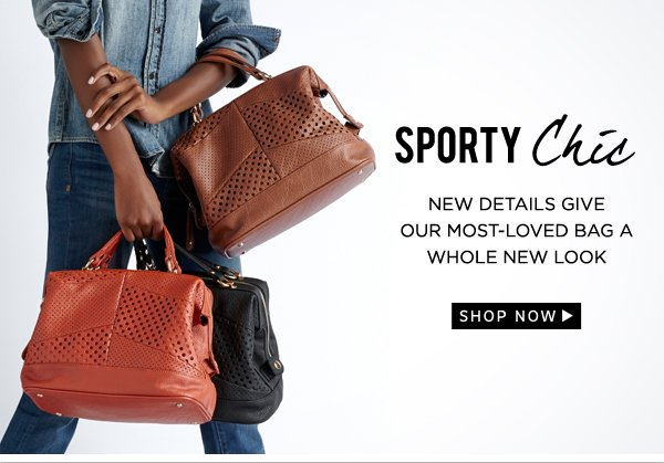 Sporty Chic: Shop Now