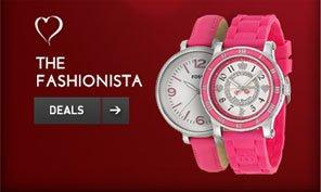 The Fashionista. Deals >