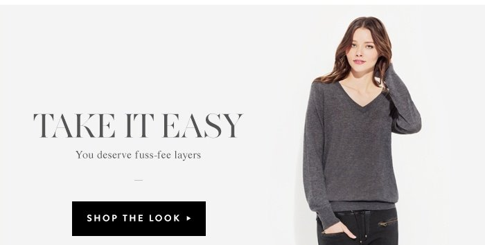 Take It Easy - Shop The Look