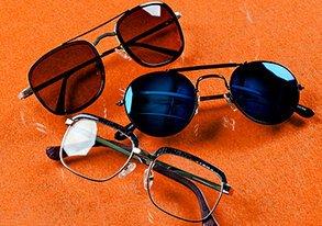Shop NEW: Retro Sunglasses & Frames