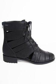 Christina Cutout Boots 47