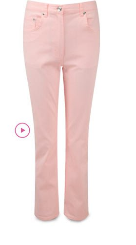 Buy your Cotton Stretch Trouser