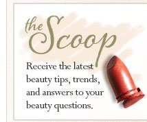 Beauty Scoop Sign Up
