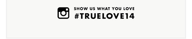 Show Us What You Love