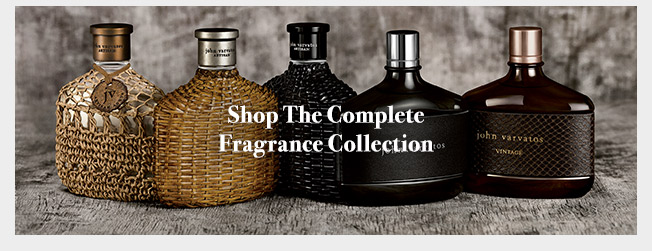 Shop The Complete Fragrance Collection