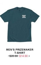 Men's Prizemaker T-Shirt: $14.00