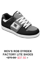 Men's Rob Dyrdek Factory Lite Shoes: $37.50