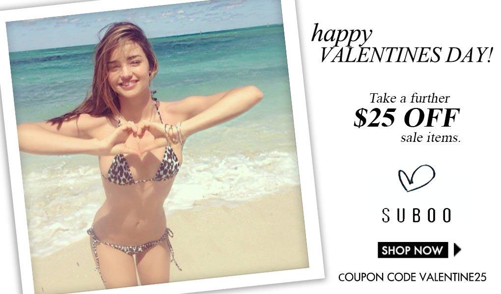 suboo edm valentinesday 13.2.2014