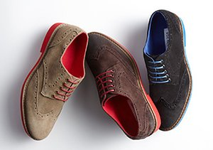 Style Staple: Suede Shoes