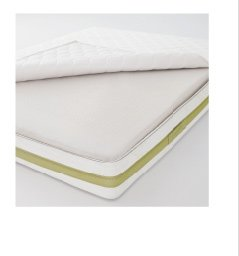ALOE: Our newest mattress, made with aloe vera memory foam and a bamboo-poly cover.