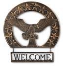 Freedom Welcome Sign