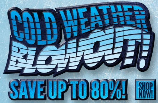 Sportsman's Guide's Cold Weather Blowout! Save Up To 80%!