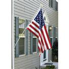 6' Flag Pole with Eagle