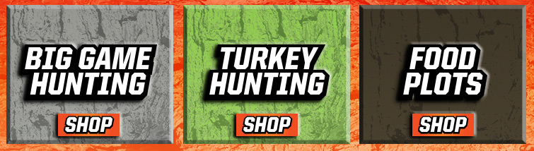 Spring Hunting Sale... Our biggest Hunting Sale of the Season!