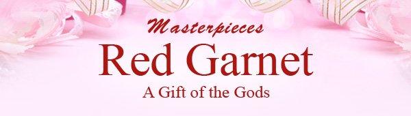 Masterpieces Red Garnet