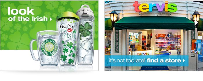 Find a tervis Store near you!