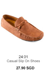 Slip on shoes for 27.90