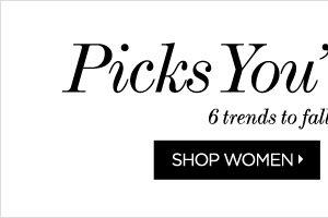 Women's Trends