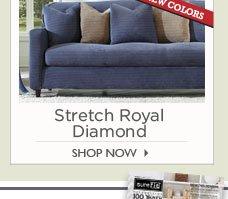Stretch Royal Diamond