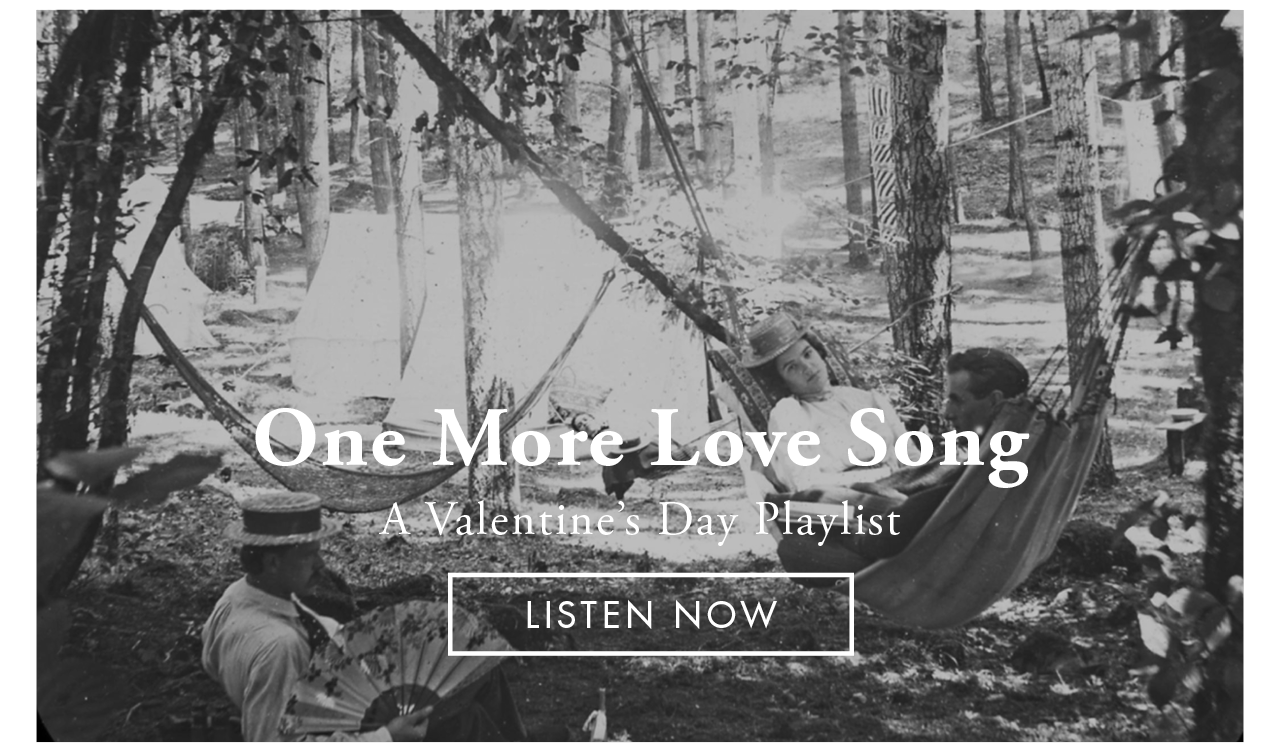 One More Love Song - A playlist