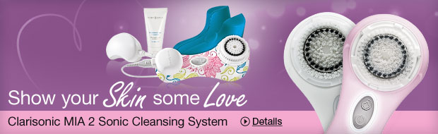 Clarisonic MIA 2 Sonic Cleansing System | Details »