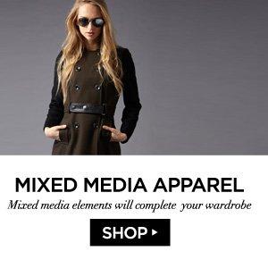 Mixed Media Apparel