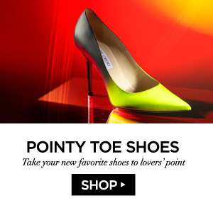 Pointy Toe Shoes