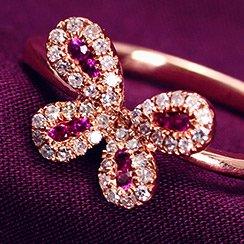 Exclusive Ruby Jewelry: Oscar Heyman, Vida, Foreli & more
