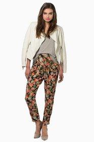 Kayla Floral Pants 32