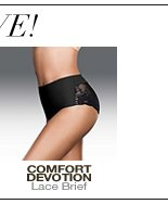 More Styles to Love: Comfort Devotion Lace Brief