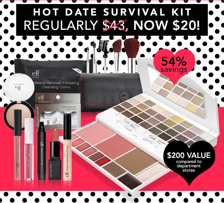 Hot Date Survival Kit 54% Savings