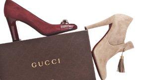 Gucci, Dolce and Gabbana