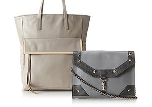 Cool Neutrals: Totes, Satchels & More