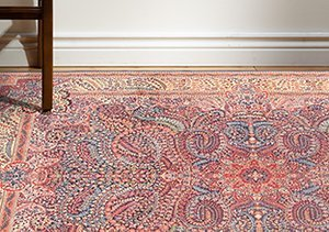 One-of-a-Kind Rug Shop: Palatial
