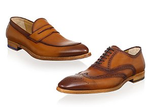 Style Staple: Cognac Shoes
