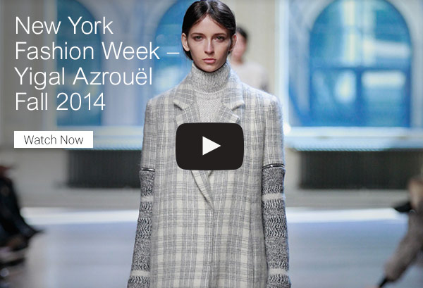 New York Fashion Week - Watch Now